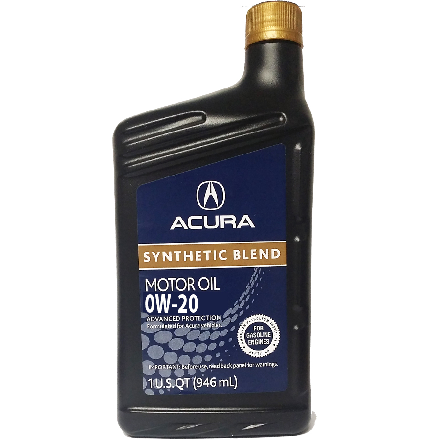 Acura Synthetic Blend 0W-20