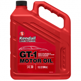 Kendall Gt 1 Motor Oil 30w Scl