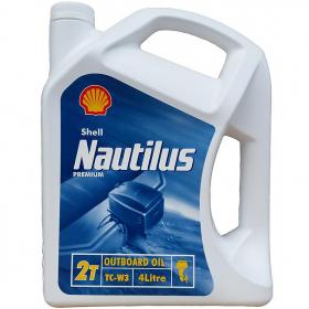 Shell Nautilus Premium Outboard Oil