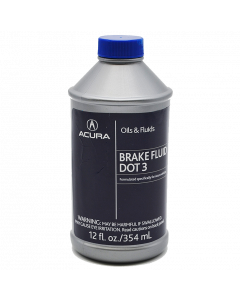 Acura DOT 3 Brake Fluid