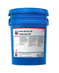 Cetus DE ISO 100 Compressor Oil