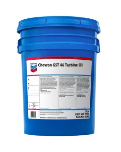 Chevron GST 46 Turbine Oil