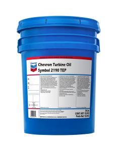Chevron Turbine Oil Symbol 2190 TEP