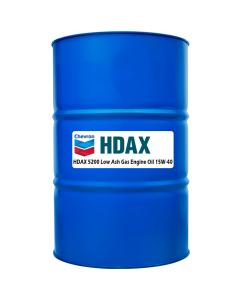 HDAX 5200 Low Ash Gas Engine Oil Sae 15w-40