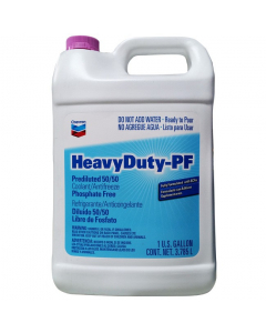 Chevron Heavy Duty PF Antifreeze 50/50