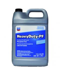Chevron Heavy Duty PF Antifreeze