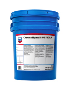Chevron Hydraulic Oil 5606A
