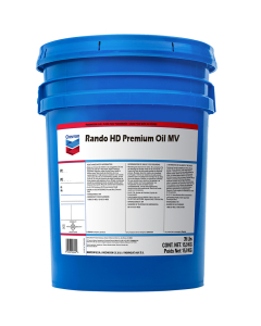 Chevron Rando HD Premium Oil MV