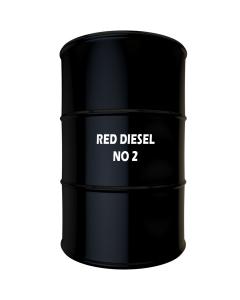 Red Diesel No 2 15PPM Sulfur CA
