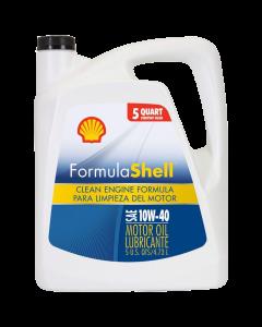 FormulaShell SAE 10W-40 Motor Oil