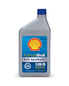FormulaShell Full Synthetic 5W-20