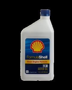FormulaShell SAE 30 Motor Oil
