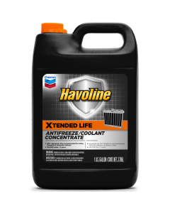 Havoline Xtended Life Antifreeze Concentrate