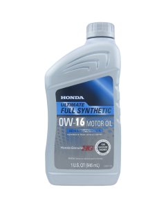 Honda Ultimate Full Synthetic 0W-16