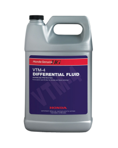 Honda Genuine VTM-4 Differential Fluid