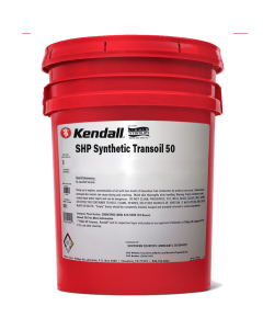 Kendall SHP Synthetic Transoil 50