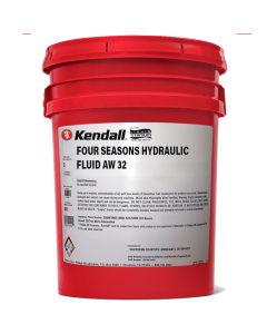 Kendall Four Seasons Hydraulic Fluid AW 32