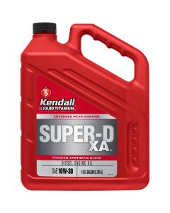 Kendall Super-D XA 10W-30