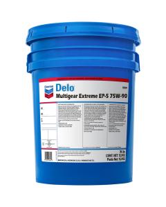 Chevron Multigear Extreme EP-5 75W-90