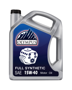 Olympus Full Synthetic 15W-40