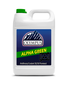 Olympus Alpha Green Antifreeze 50/50