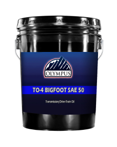 Olympus Bigfoot TO-4 Drive Train Oil