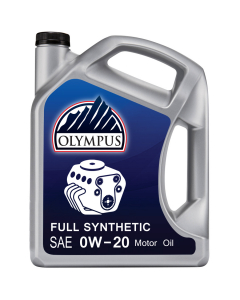 Olympus Full Synthetic 0W-20