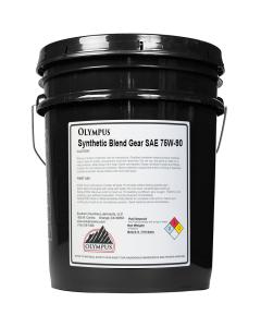 Olympus Limited Slip Gear Oil 75W-90
