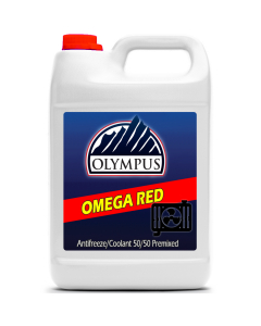 Olympus Omega Red Antifreeze 50/50