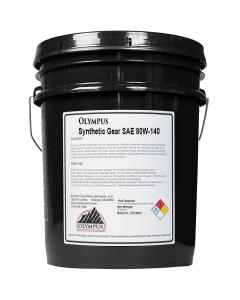 Olympus Synthetic Gear Lubricant 80W-140
