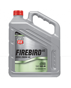 Phillips 66 Firebird Heavy Duty EC 15W40