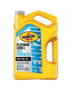 Pennzoil Platinum Euro 5W-40