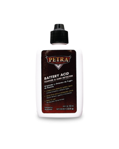 Petra Battery Acid Cleaner & Detector 2oz