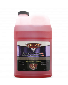 Petra Power Steering Fluid - Red 64oz