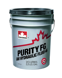 Petro Canada PURITY FG AW 46 w/MICROL