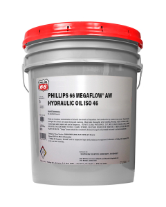 Phillips 66 Megaflow AW Hydraulic Oil 46