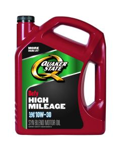 Quaker State High Mileage 10W-30
