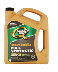 Quaker State Ultimate Durability Synthetic 5W20