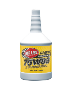 Red Line GL-5 Gear Oil 75W-85