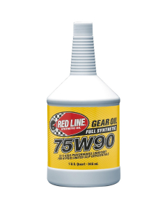 Red Line GL-5 Gear Oil 75W-90