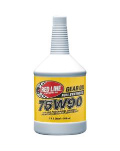 Red Line GL-5 Gear Oil 75W-90