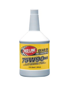 Red Line NS GL-5 Gear Oil 75W-90