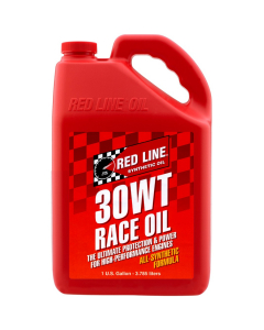 Red Line Synthetic 30WT Race Oil