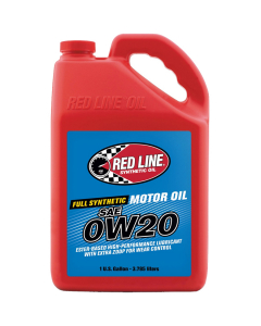 Red Line Synthetic 0W-20