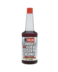 Red Line Complete Motorcycle Fuel System Cleaner
