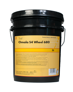 Shell Omala S4 Wheel 680