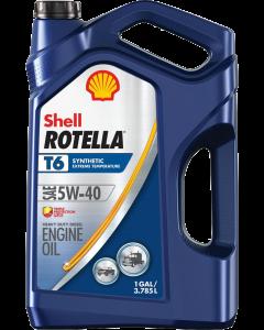 Shell Rotella T6 5W-40