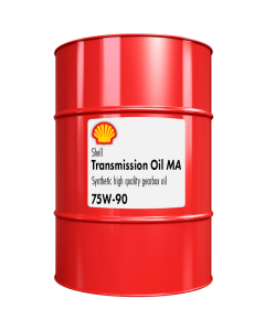 Shell Transmission Oil MA 75W-90