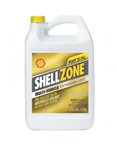 ShellZone Multi-Vehicle ELC Antifreeze 50/50