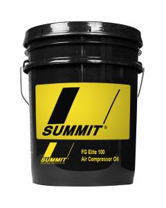 Summit FG Elite 100 Rotary Screw Compressor Oil